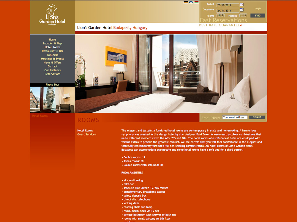 Hotel Internet Marketing Agency Berlin E Conceptory
